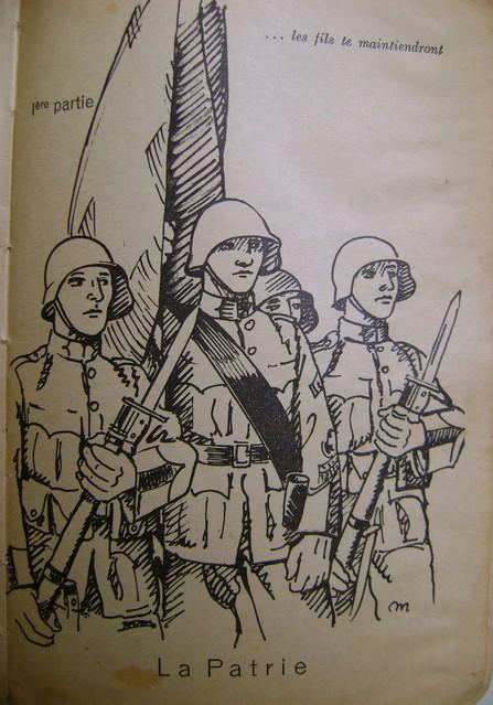 Les recueils de chansons des soldats. Dsc06871