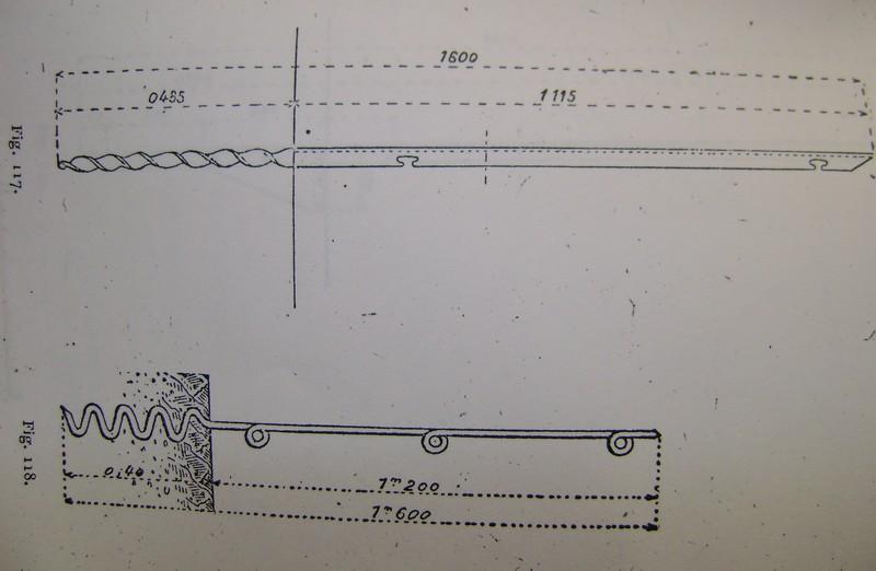 Réseaux Brun, Ribard, Concertina et piquets de fixation. Dsc09881