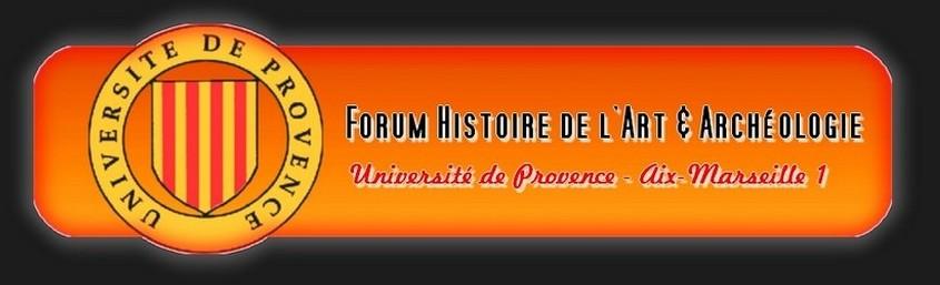 Histoire de l'art - Université  Provence