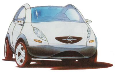1998 - [PARIS] Citroën C3 Air Air-0210