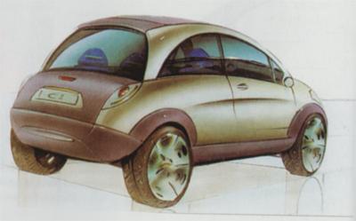 1998 - [PARIS] Citroën C3 Air Air-0510