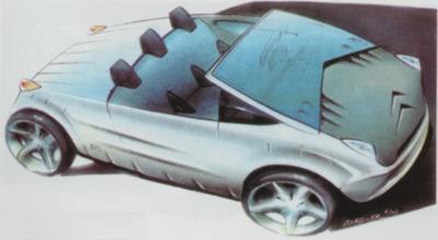 1998 - [PARIS] Citroën C3 Air Air-0610