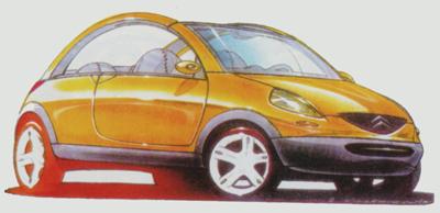 1998 - [PARIS] Citroën C3 Air Air-0710