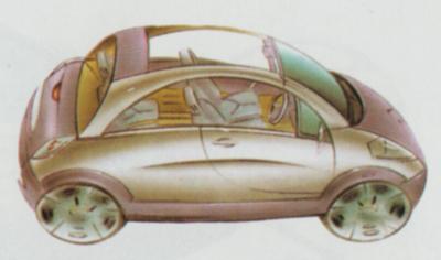 1998 - [PARIS] Citroën C3 Air Air-0810