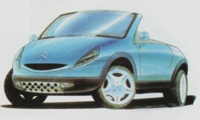 1998 - [PARIS] Citroën C3 Air Air-0910
