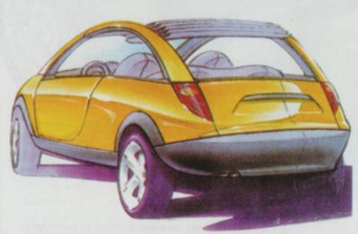 1998 - [PARIS] Citroën C3 Air Air-1010