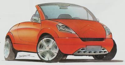 1998 - [PARIS] Citroën C3 Air Air-1110