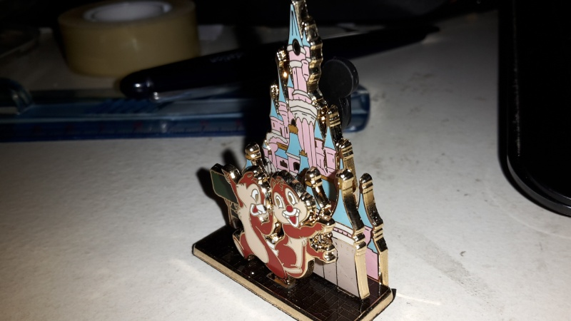 Le Pin Trading à Disneyland Paris - Page 37 20150110