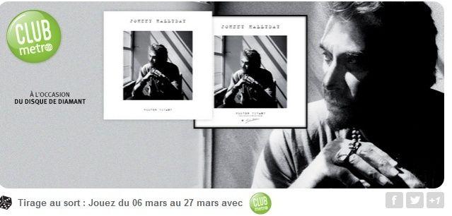 Gagnez des lithographies et des collectors Johnny Hallyday  Captur66