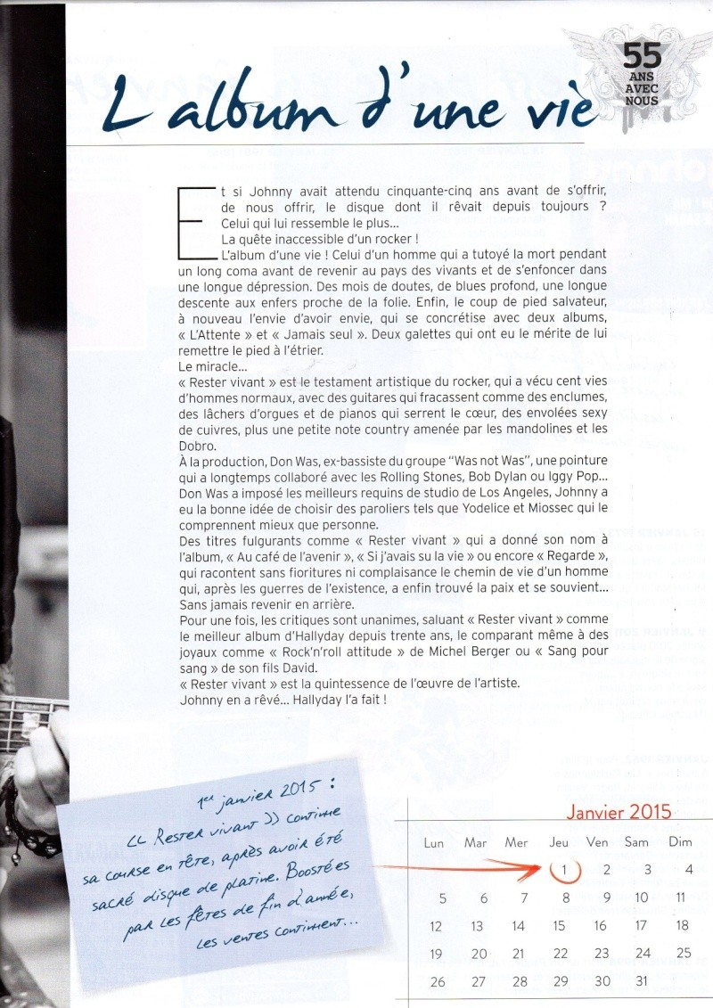 """Télé 7 jours édition limitée """"2015 une année magique avec Johnny"""" Img42610"""
