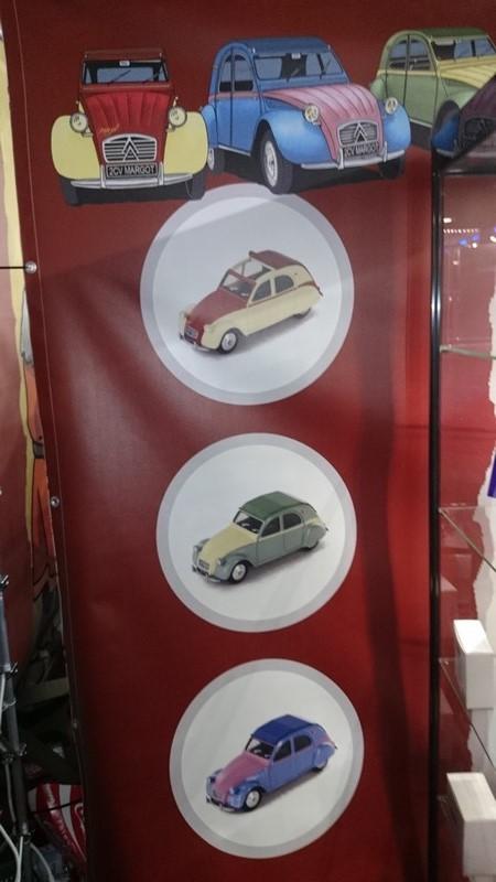 Des Minialuxe pour la Collection Calandre des Editions Paquet  Dsc_0011