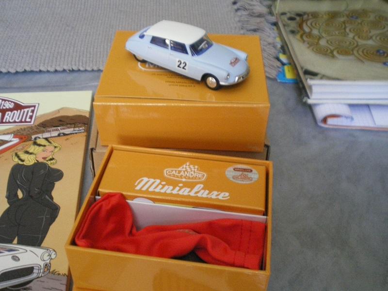 Des Minialuxe pour la Collection Calandre des Editions Paquet  Imgp2216