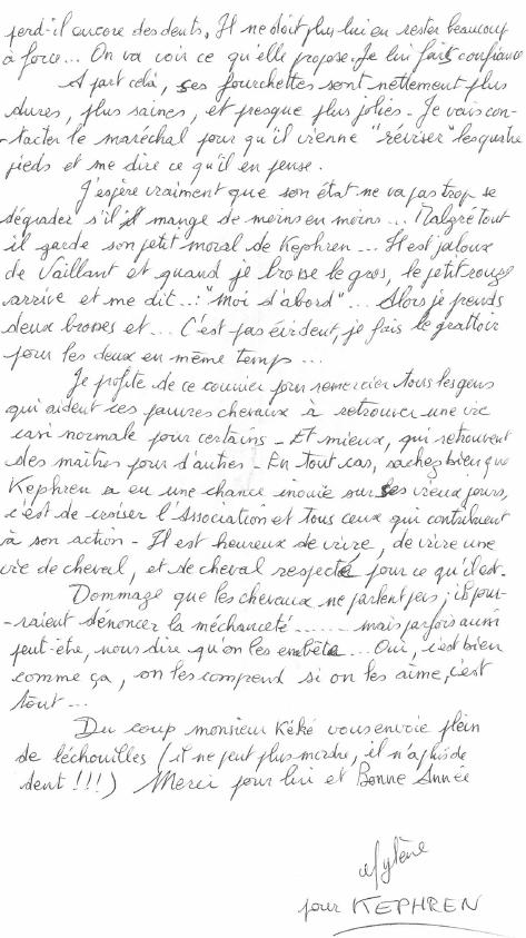 KEPHREN - ONC Selle présumé né en 1993 - Protégé GPLV - Page 7 212