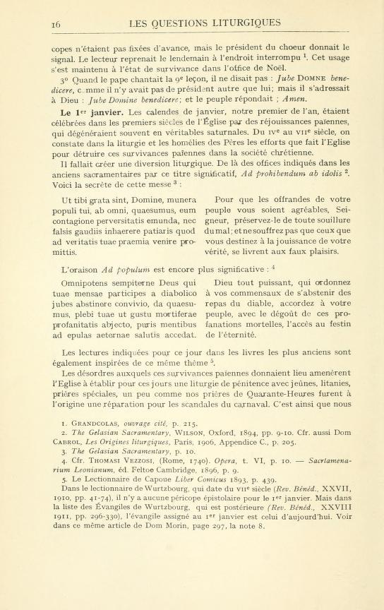 Y A-T-IL UN JOUR DE L'AN CATHOLIQUE ? - et -  LA CIRCONCISION DE JÉSUS. Pag_1610
