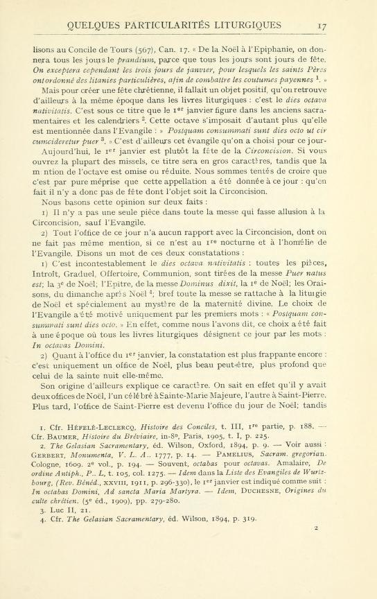 Y A-T-IL UN JOUR DE L'AN CATHOLIQUE ? - et -  LA CIRCONCISION DE JÉSUS. Pag_1710