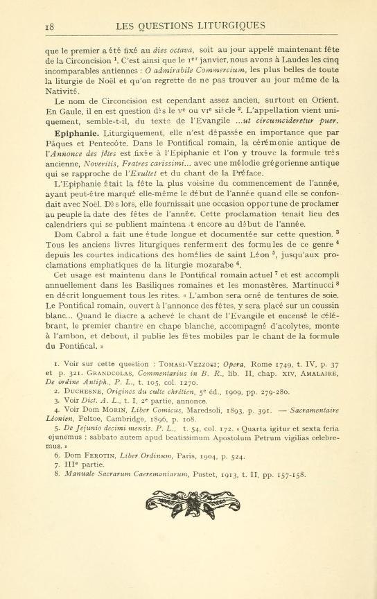 Y A-T-IL UN JOUR DE L'AN CATHOLIQUE ? - et -  LA CIRCONCISION DE JÉSUS. Pag_1810