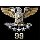 Général de corps d'armée - Trésorier UNIT A