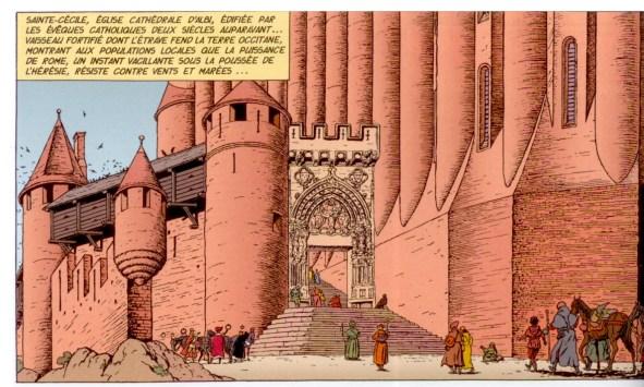 Images du Moyen Age : les sources graphiques de Jhen Albi_f10