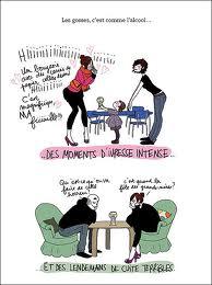 Bande dessinée anti-féminine et féminine Images10