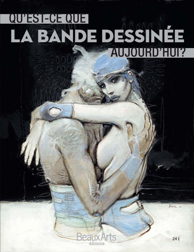 """""""Beaux Arts hors série"""" consacré à la BD Qu-est10"""