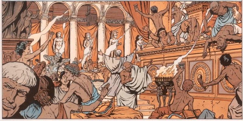 orgies grecques