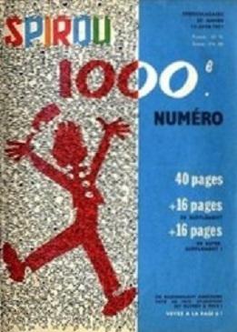 Journal de Spirou : les numéros spéciaux - Page 4 Spirou18