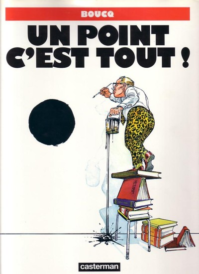 Francois Boucq, un style oscillant entre réalisme cru et humour absurde Boucqu11