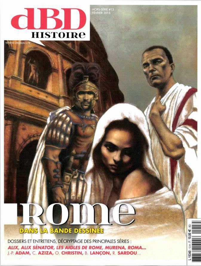 """""""La Rome antique en BD"""" Dbdhs10"""