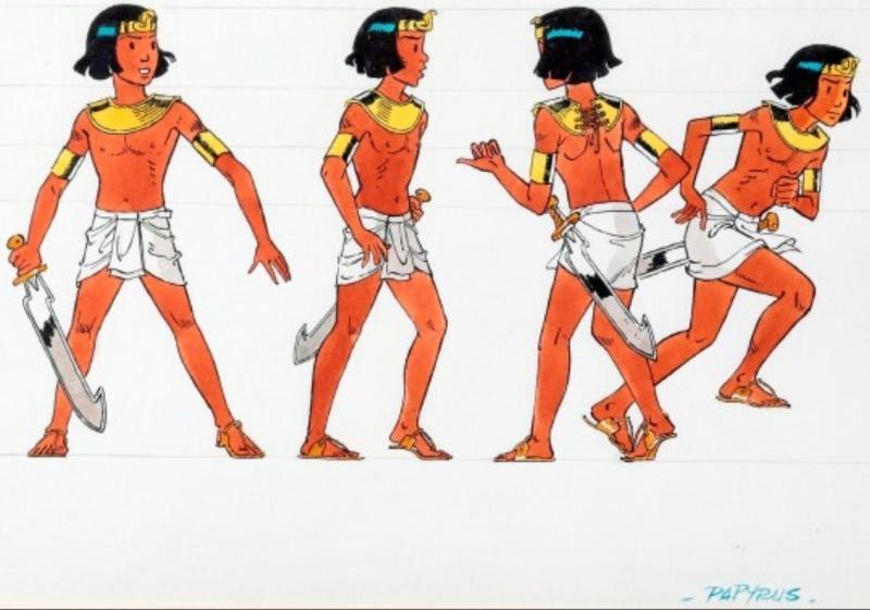 Papyrus par De Gieter - Page 2 De_gie14