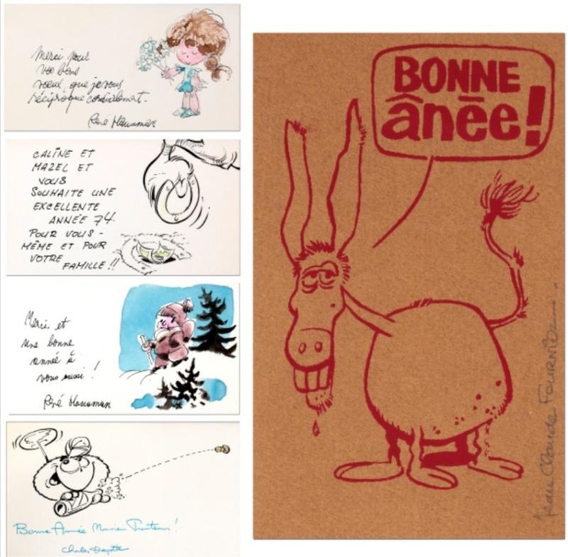 Les dessins ou dédicaces à plusieurs mains - Page 2 Divers10