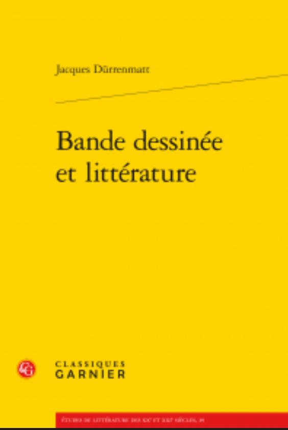 Bande dessinée et littérature Durren10