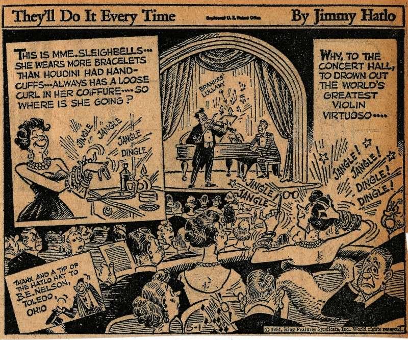 Les contradictions du genre humain ou le génie comique de Jimmy Hatlo - Page 2 Hatlo110