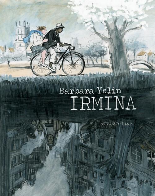 Actualités autour de la BD (partie 2) - Page 2 Irmina11