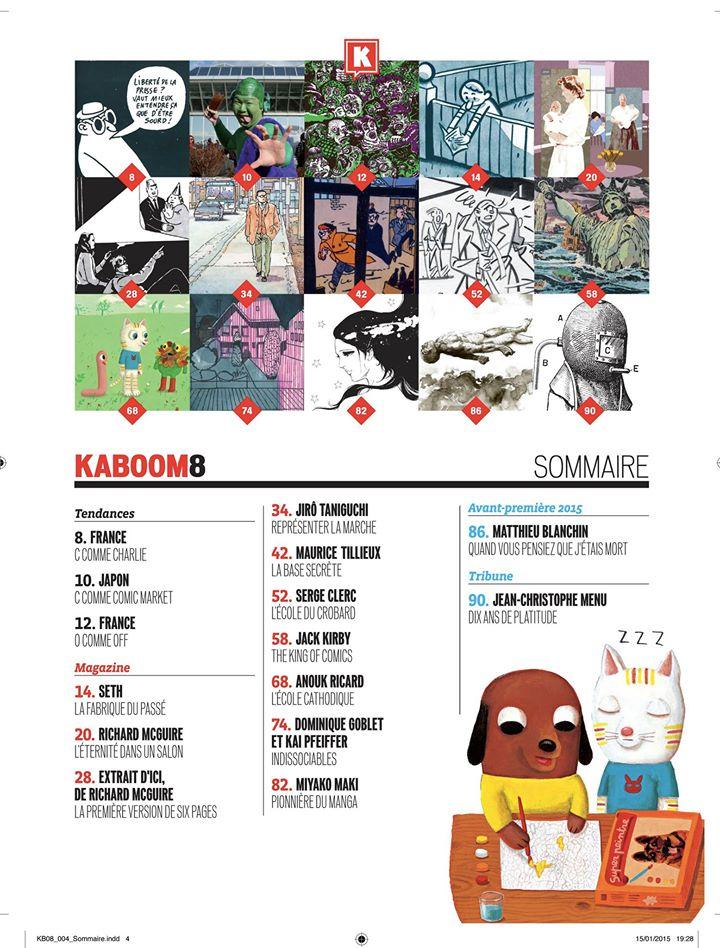 Kaboom, une nouvelle revue sur la BD - Page 2 K8som10