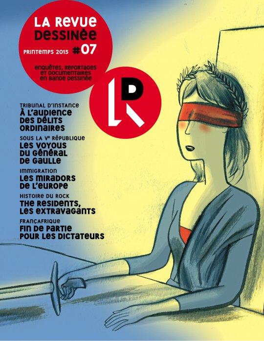 Reportages, journalisme et bande dessinée - Page 3 Rd710