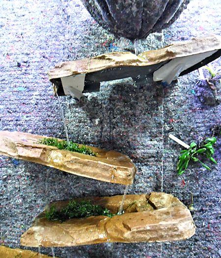 Un mur végétal dans ma serre salon Ecoule11