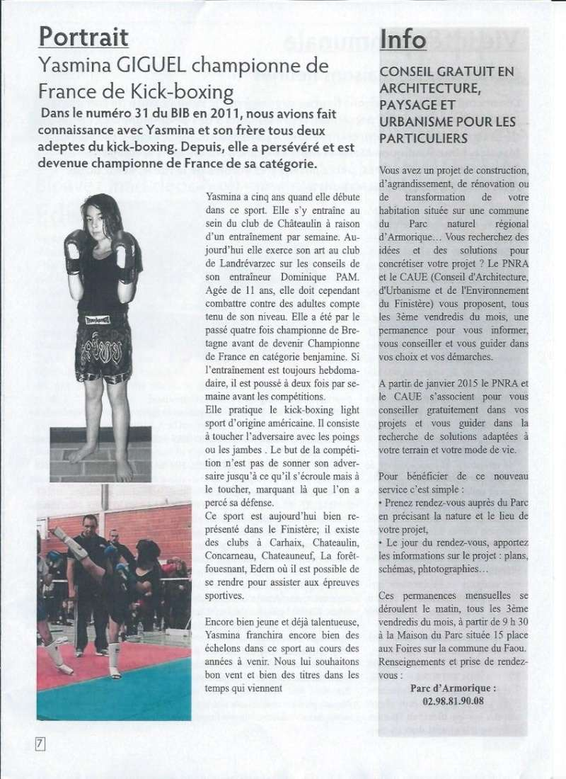 Bulletin d'information de Brasparts n°44 0710
