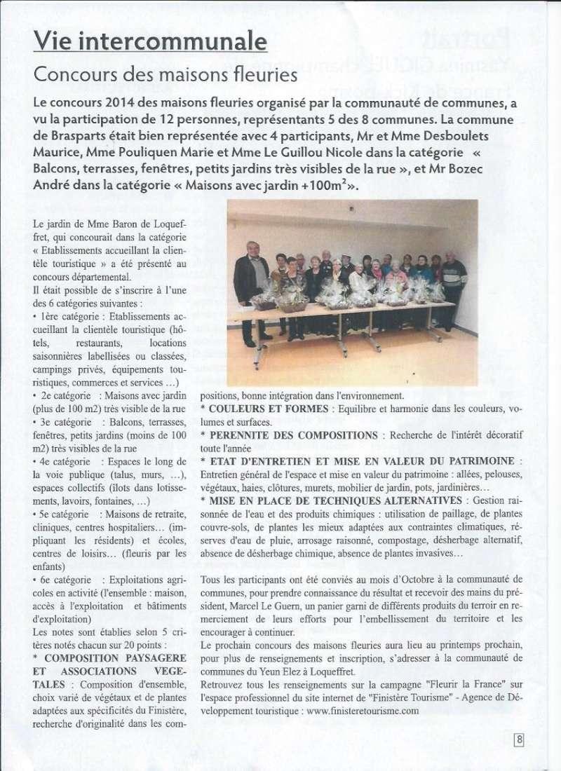 Bulletin d'information de Brasparts n°44 0810