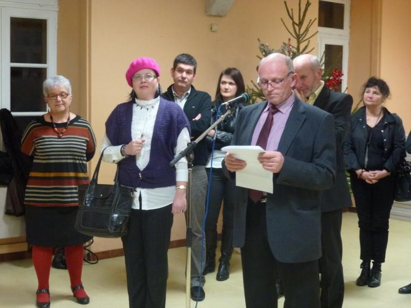 Vœux de M. le Maire de Brasparts 2015 P1050514