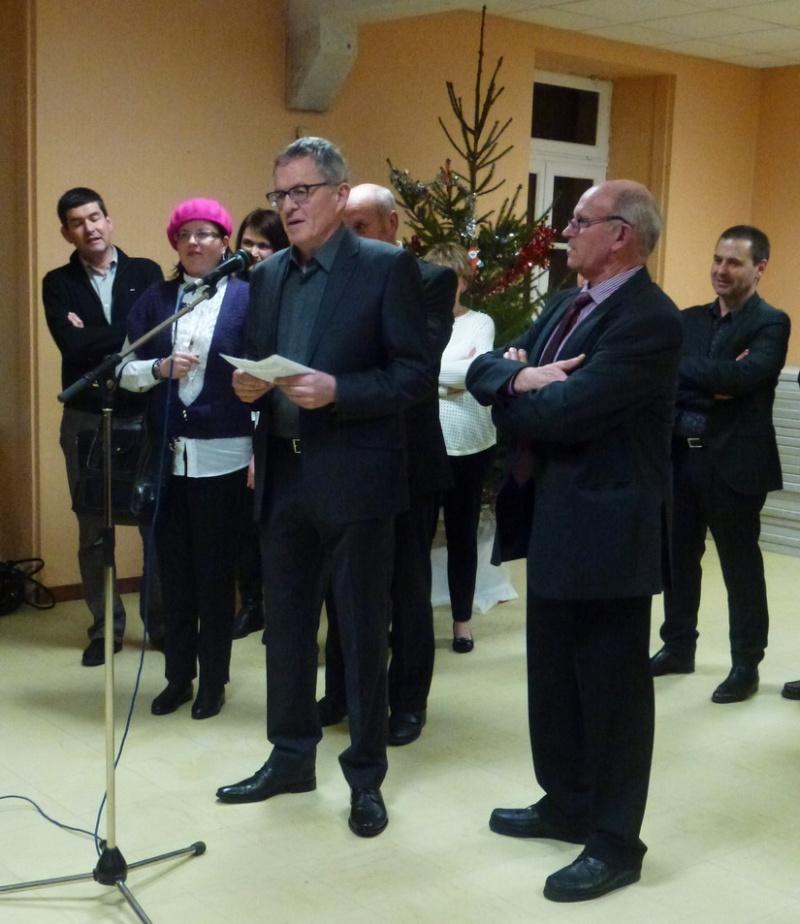 Vœux de M. le Maire de Brasparts 2015 P1050516