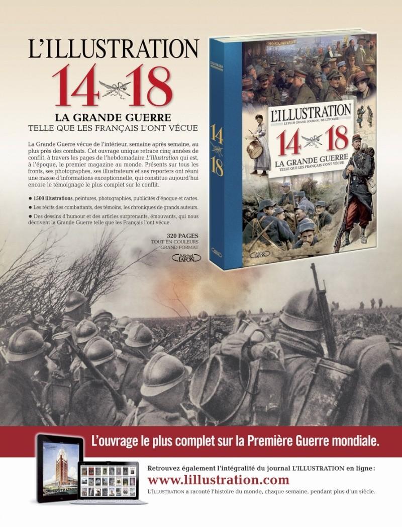 Les Braspartiates dans la Grande Guerre: 1914 Pub-1410
