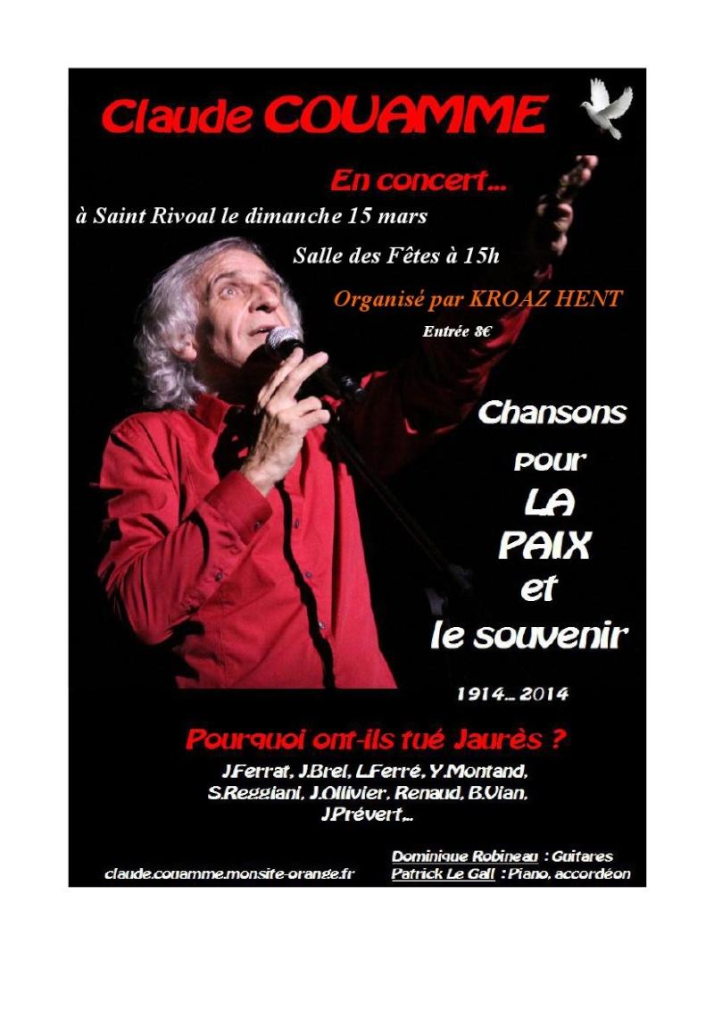 Concert Claude Couamme à Saint Rivoal St_riv10