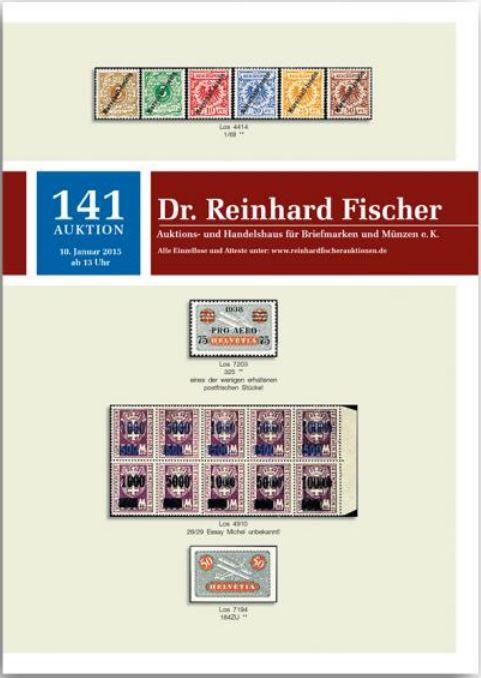 Dr. Reinhard Fischer Auktion 141_fi10