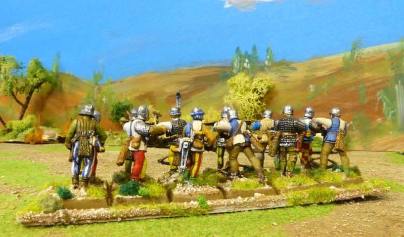 Condottiere et Chiens de Guerre P1050552