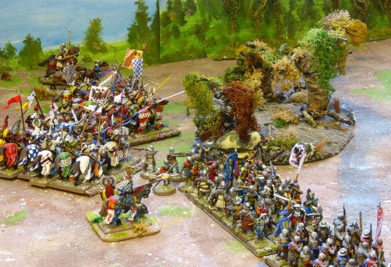 Hail Caesar en médiéval HYW P1050646