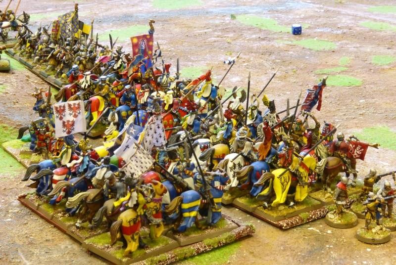 Hail Caesar en médiéval HYW P1050647