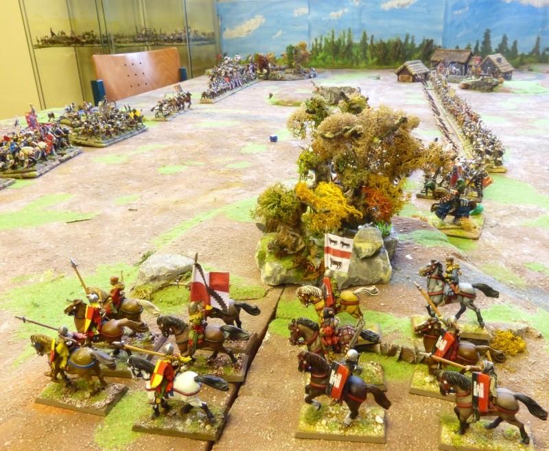 Hail Caesar en médiéval HYW P1050648