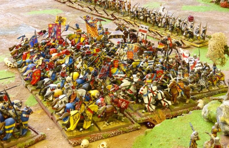Hail Caesar en médiéval HYW P1050652