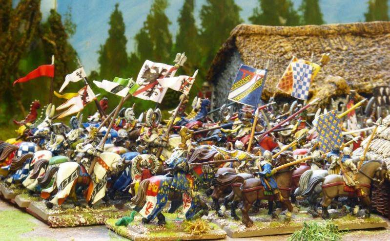 Hail Caesar en médiéval HYW P1050656