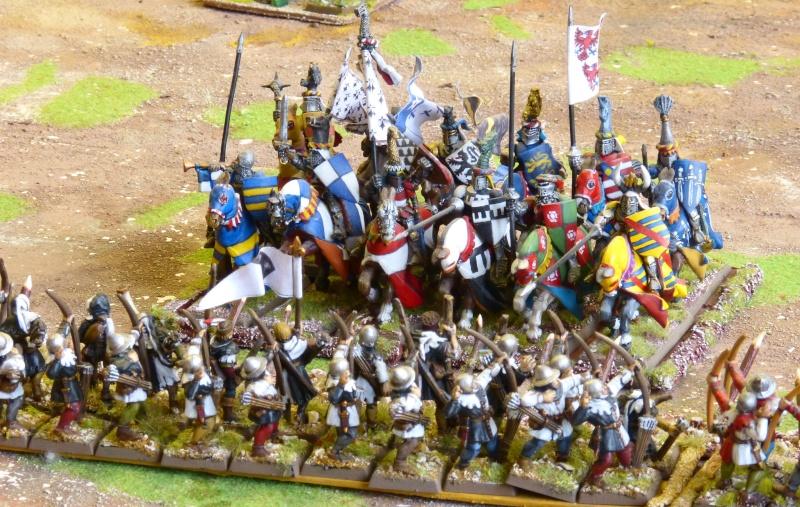 Hail Caesar en médiéval HYW P1050663